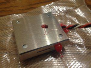 Multiplex Green Plugs Mold